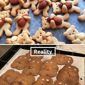 Was Asked To Make Food Network's Brown Sugar Pecan Bears