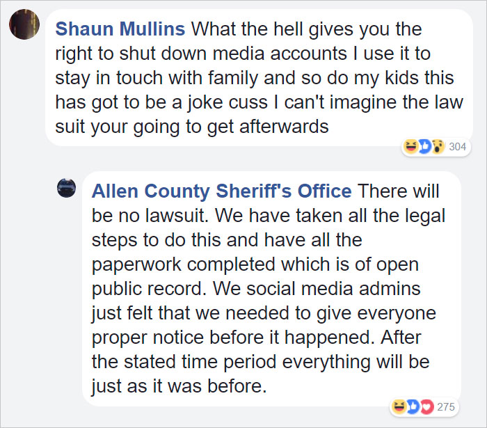 Police Try To Troll Town, Probably Don't Expect A Reaction Like This