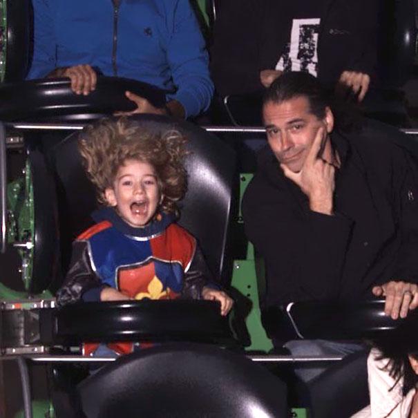 My Boys On A Roller Coaster