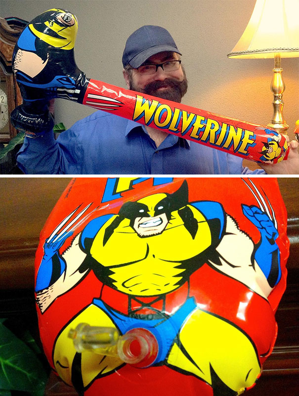 Wolverine Inflatable Toy