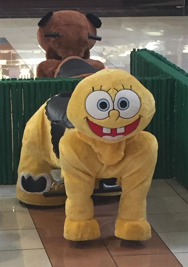 Uhh... Spongebob?