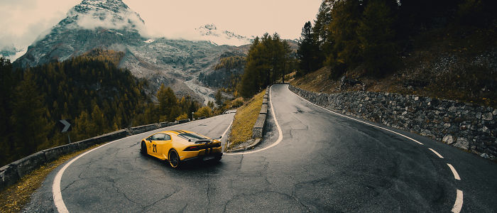 I Traveled 5 Countries In 6 Days Through Alpine Roads, Pure Driving Heaven