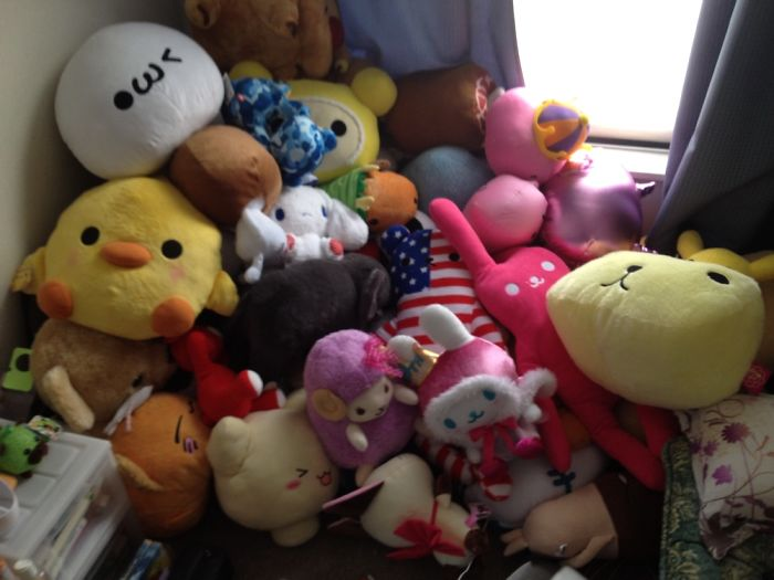 Once Upon A Time I Collected Claw Machine Stuffed Animals