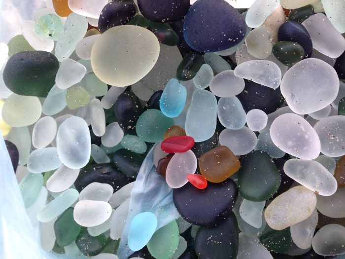Seaglass Collection - I Make Jewelry From It