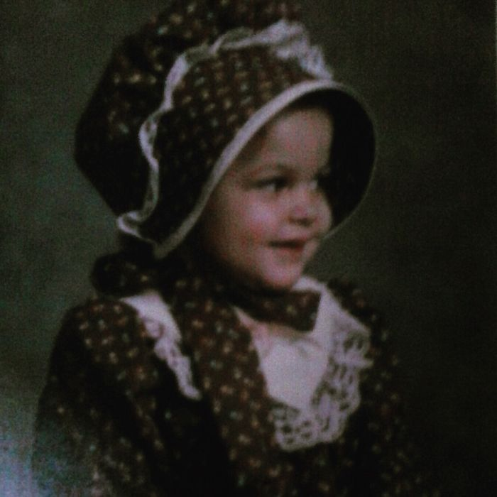 My Mother Made Me Dressed, Bonnets, And Bloomers. 1983 I Think.