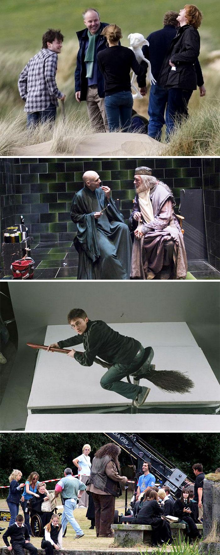 Harry Potter Series (2001–2011)