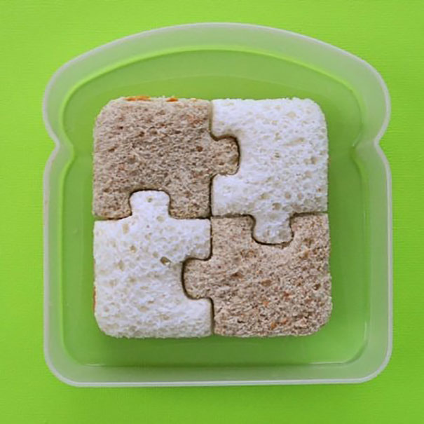 This Pb&J Sandwich