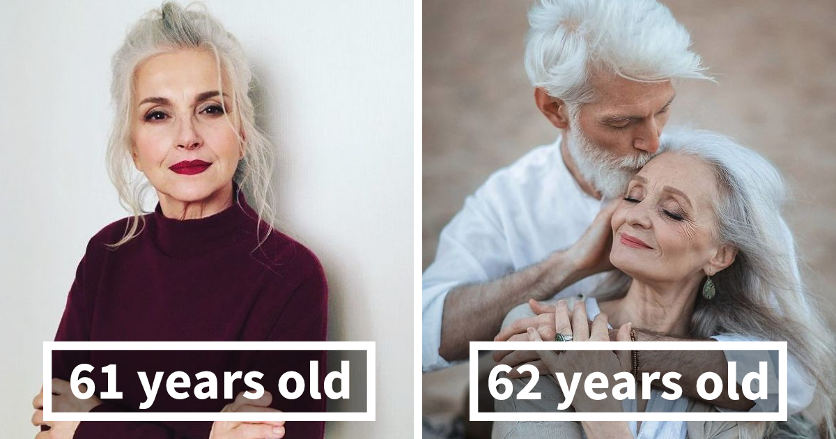 This Modelling Agency Is Hiring Only Older Models, And They