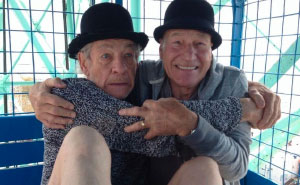 20+ Of The Funniest Reasons Why Patrick Stewart And Ian McKellen Are BFFs