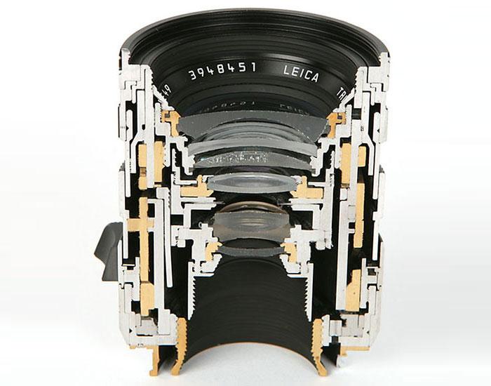Leica Camera Lens