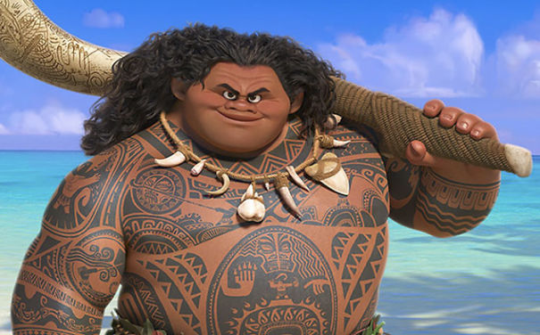 Sisters Mistake Costco Cashier For Maui From 'Moana,' And His Reaction Is Too Cute