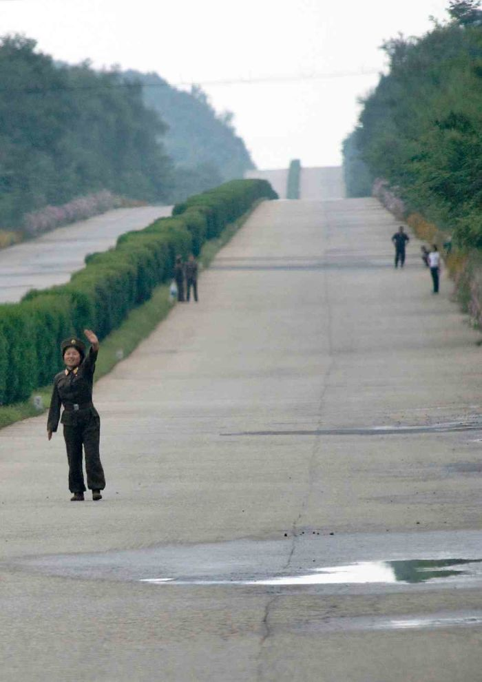 Public Transportation Connecting The Main Towns Is Nearly Nonexistent. Citizens Need Permits To Go From One Place To Another. On The Highways, You Can Spot Soldiers Hitchhiking