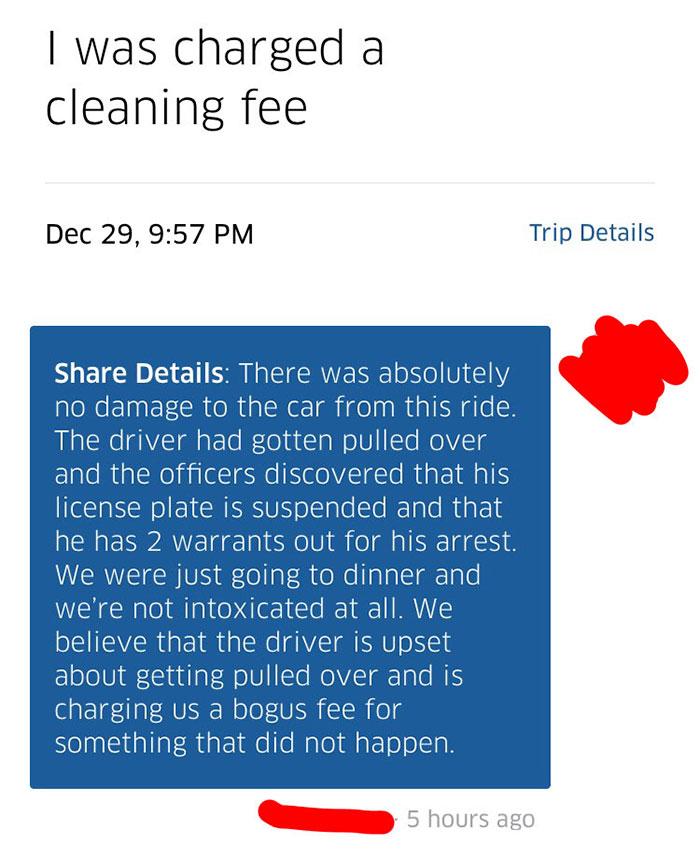 uber-driver-pull-over-arrest-2-warrants (2)