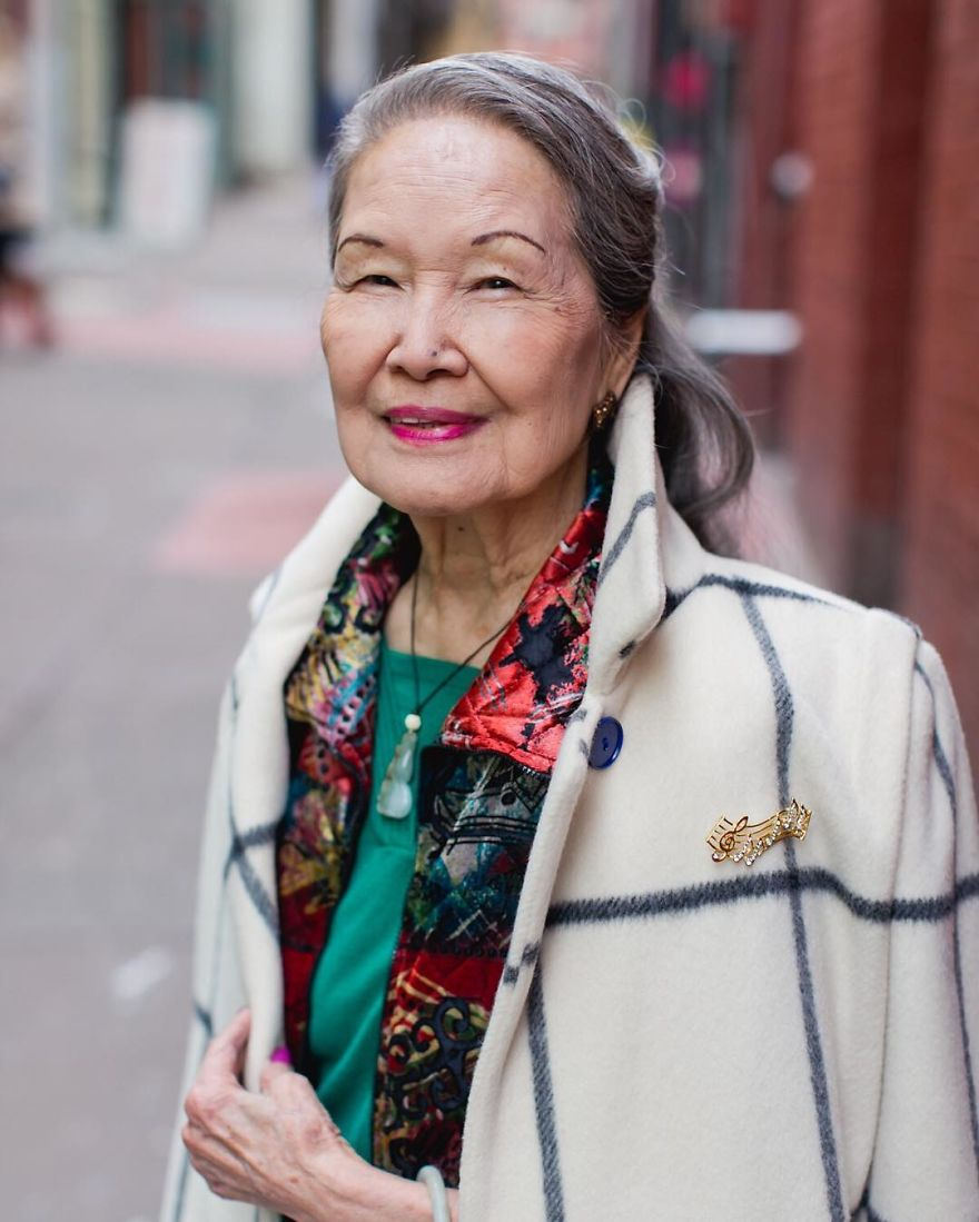 Chinatown Pretty Is The Most Heart-Warming Blog Of The Year 2018 For Celebrating The Street Style Of Seniors Living
