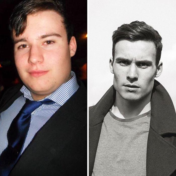 Perdí 50 kilos en 18 meses tras una lesión de rugby, empecé a hacer remo en la universidad y saqué mi maestría en matemáticas