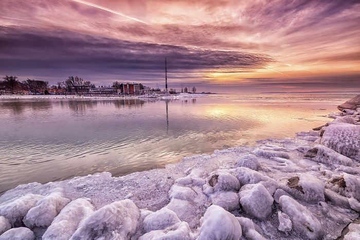 Balaton: Frozen Lake Of Hungary