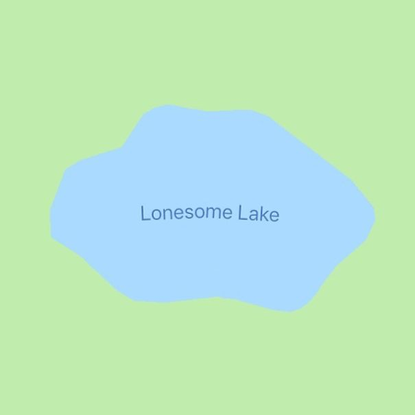 Lonesome Lake, Washington, USA