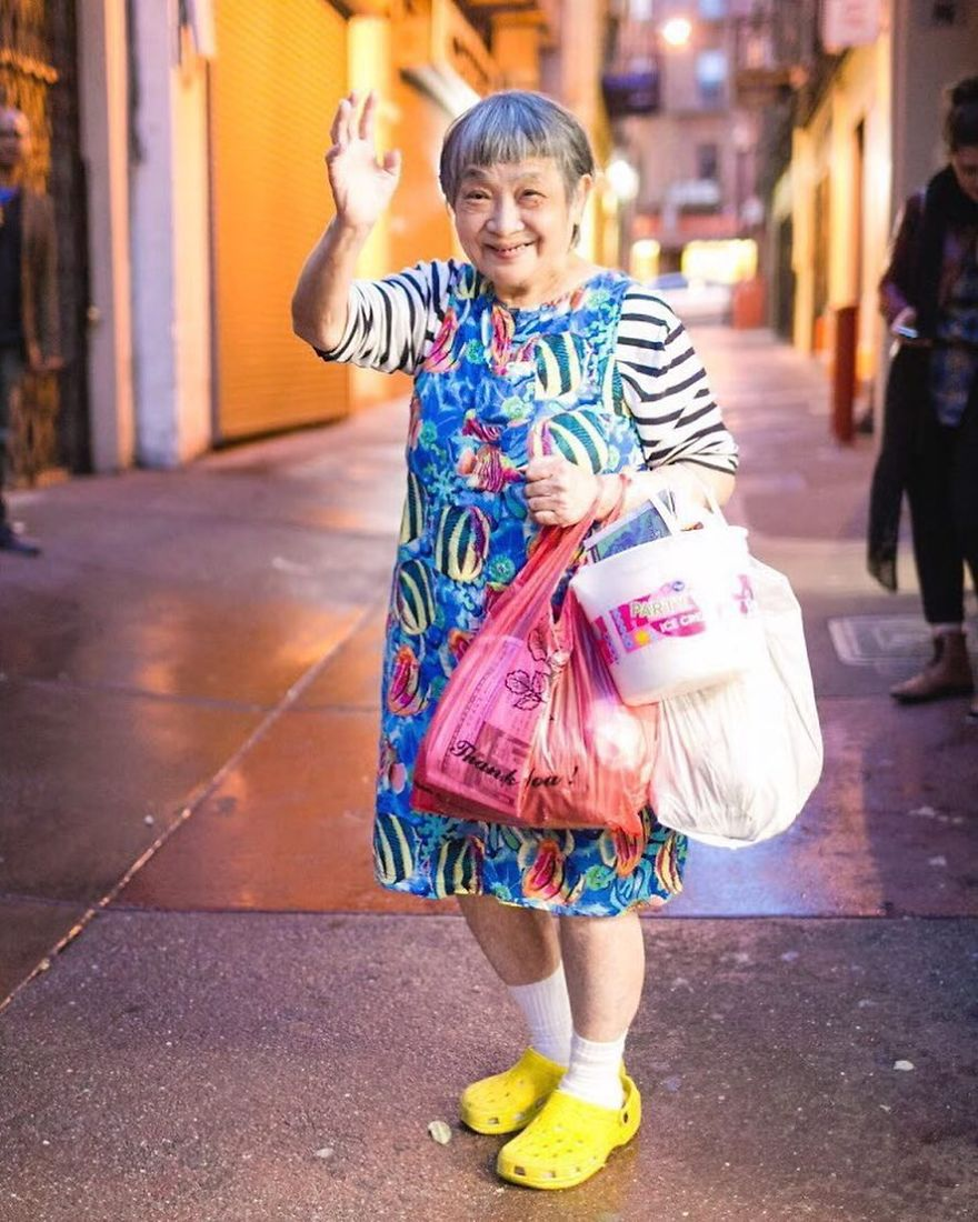 Two Friends Document The Beautiful Styles Of Seniors Across The US, And Prove Age Is Just A Number