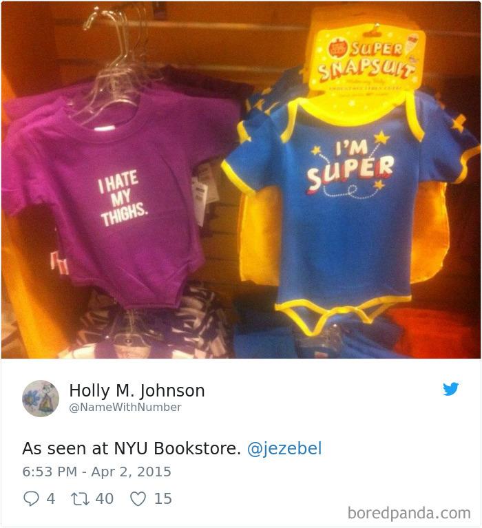 As seen at NYU Bookstore