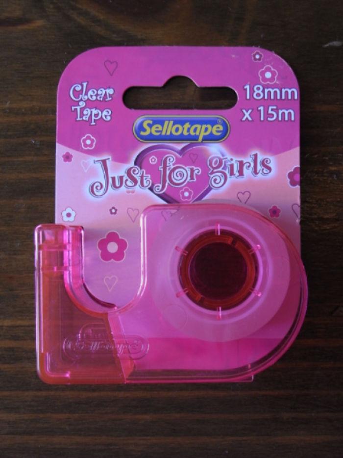 Girly Tape