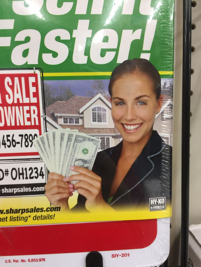Lady Sold Her House For 9 Dollars