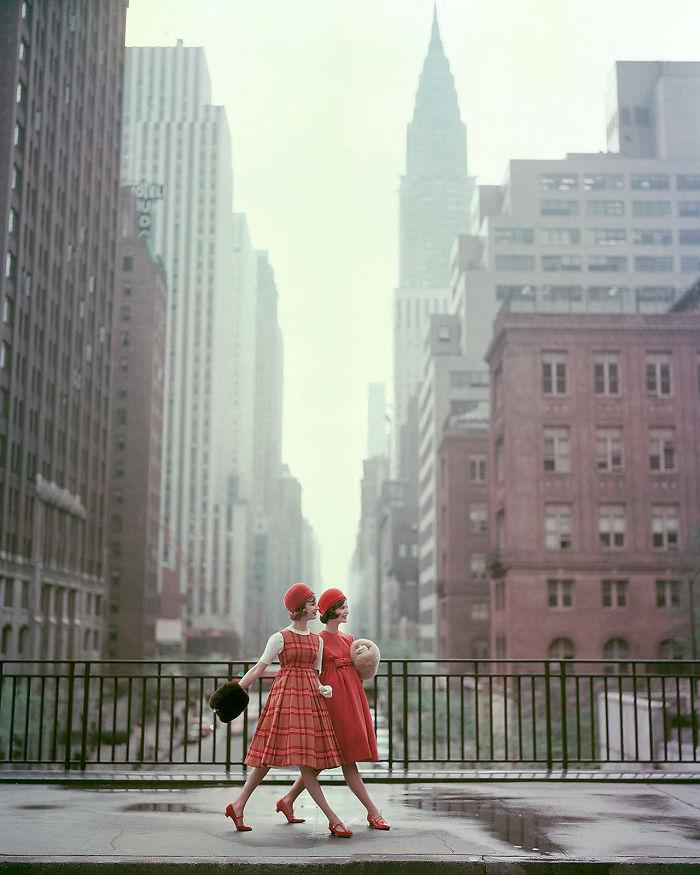 Fotos que muestran la vida diaria en EEUU en los años 50