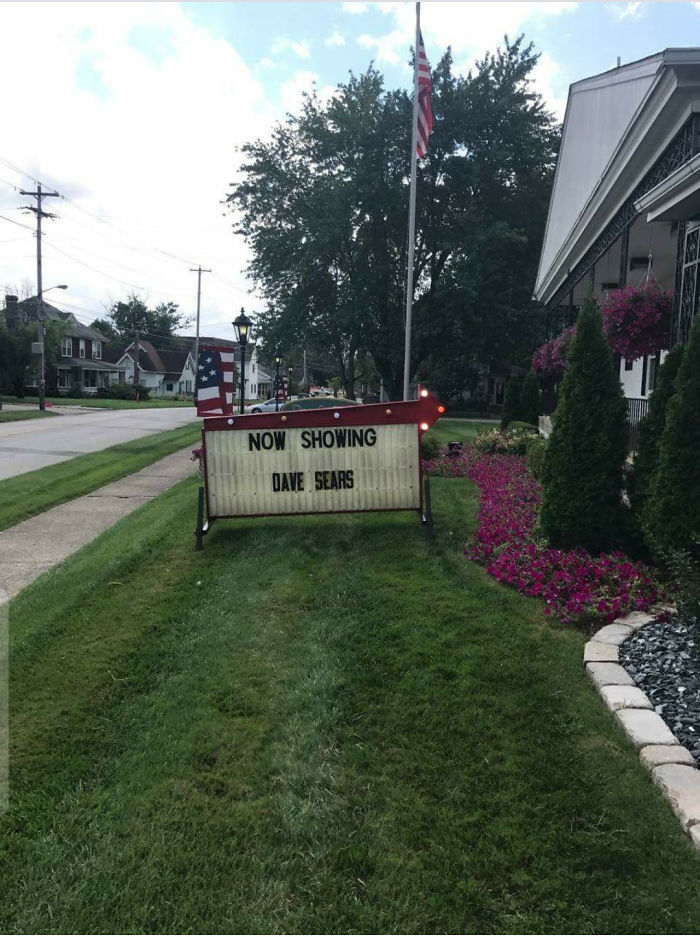 The Local Funeral Home Honoring His Final Wishes