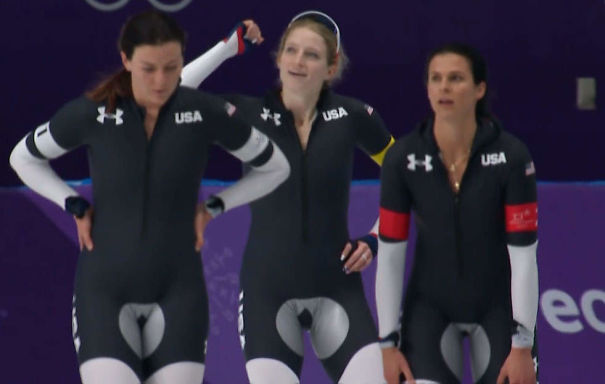 These Olympic Uniforms. Just Why?