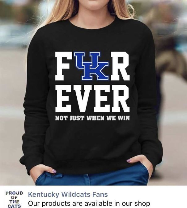 Kentucky Might Want To Rethink This Shirt