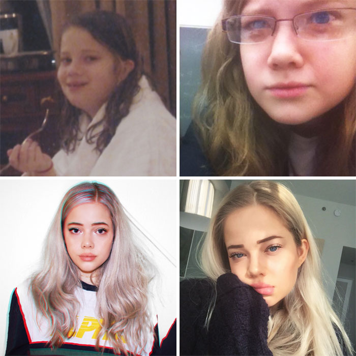 I Always Knew Deep Down I Was A Blonde (12 Vs 15 Vs 20)
