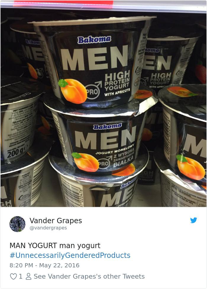 Man Yoghurt