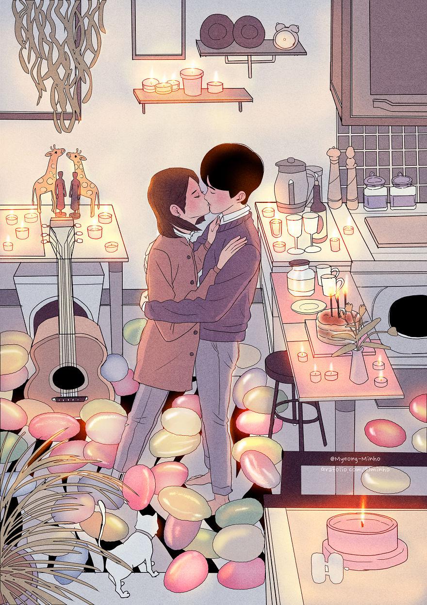 Enjoying Romance