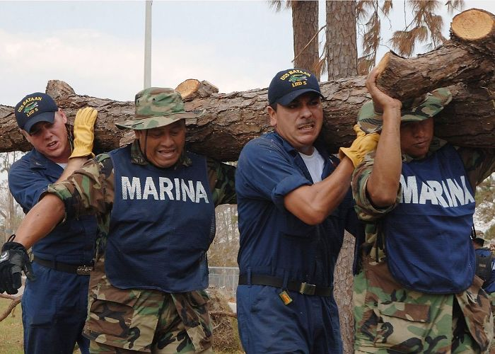Never Forget That Mexico Sent Troops And Aid To Help US After Hurricane Katrina