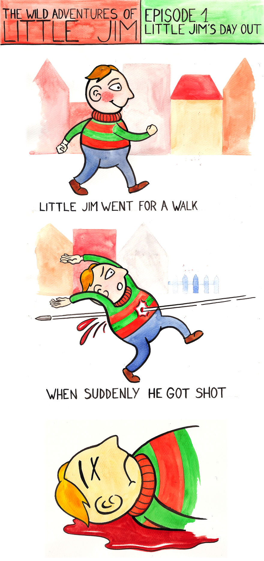 Little Jim's Day Out