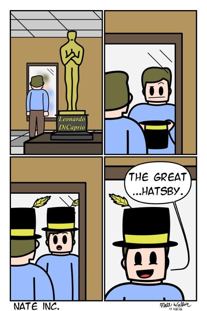 I Made These Webcomics!