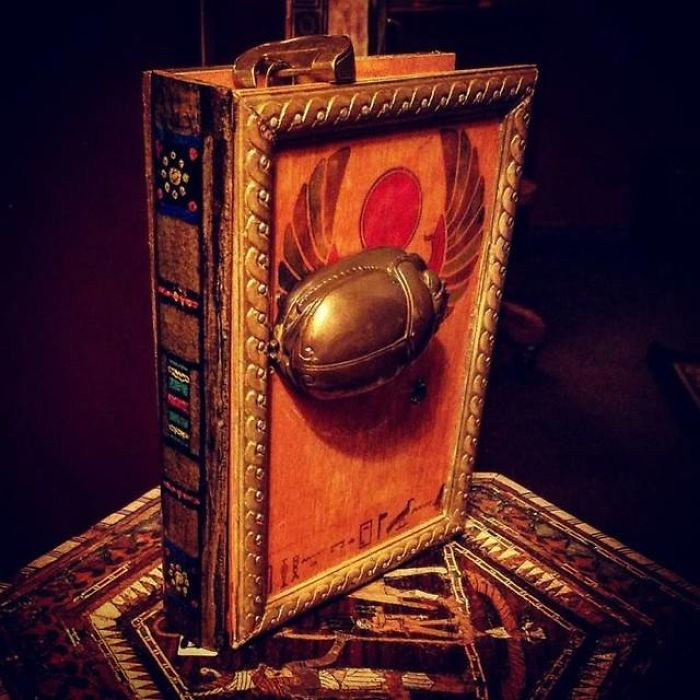 I Made This Egyptian Style Escape Room Puzzle Box And So Can You