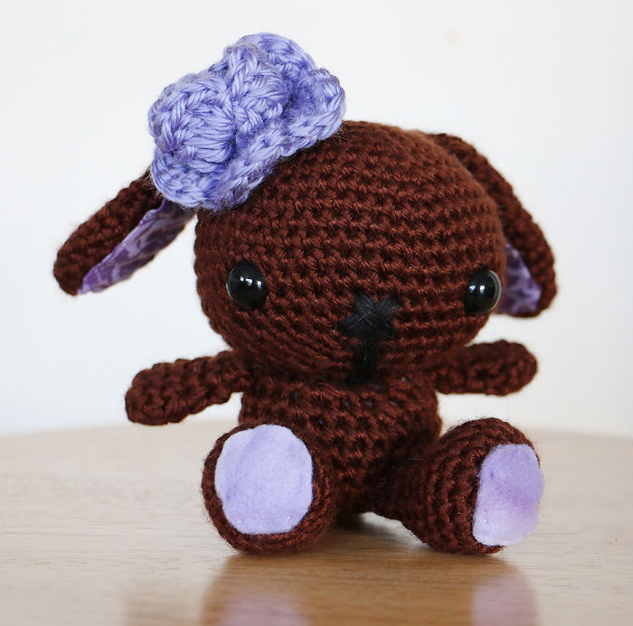I Make Cute Things Out Of Yarn
