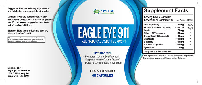 Eagle Eye 911: Benefit,interactions,side Effects & Where To Buy ! Free Try!!!