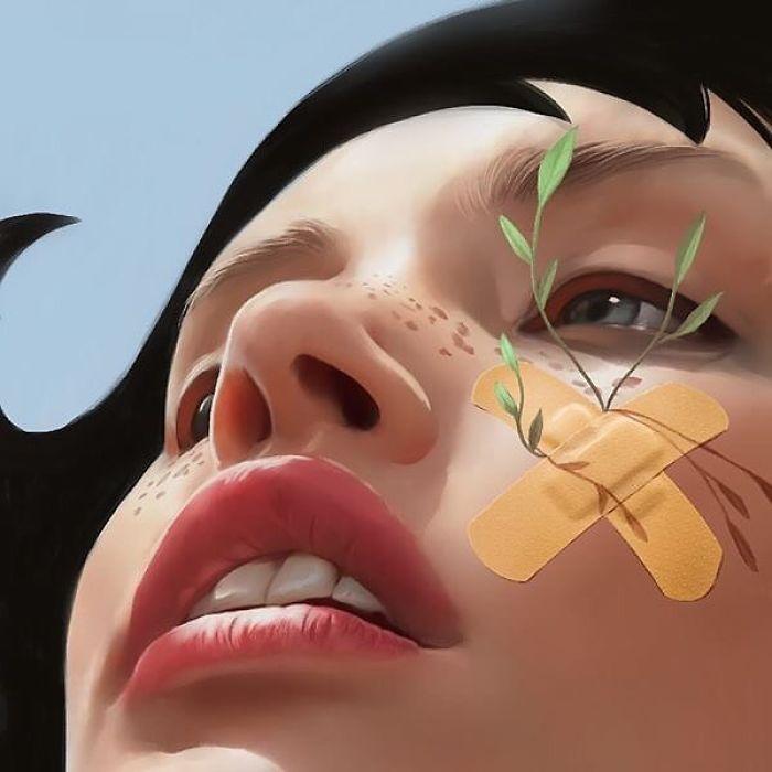 Meet The Enigmatic Aykut Aydoğdu Illustrations