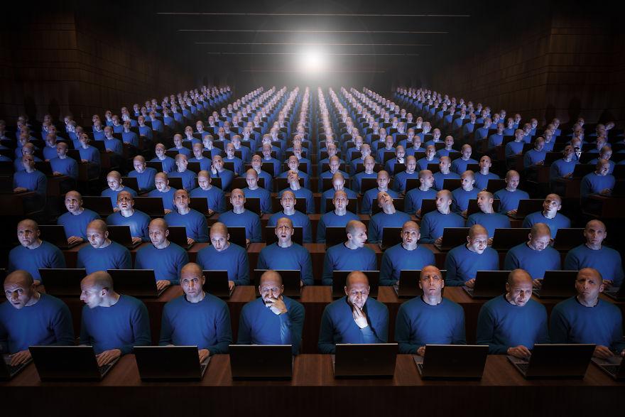 Silly Clone Academy - Auditorium