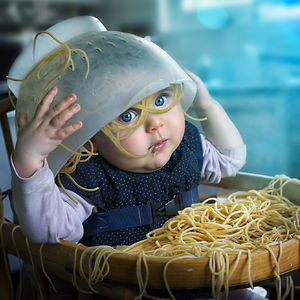 Hora de espaguetis