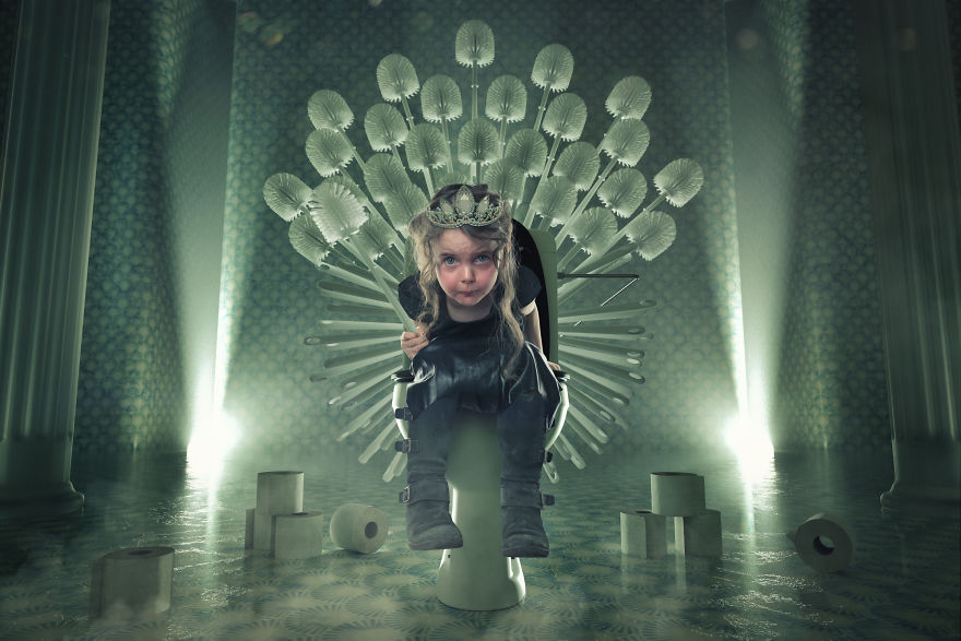 Yuna Stark - Queen Of Westeros