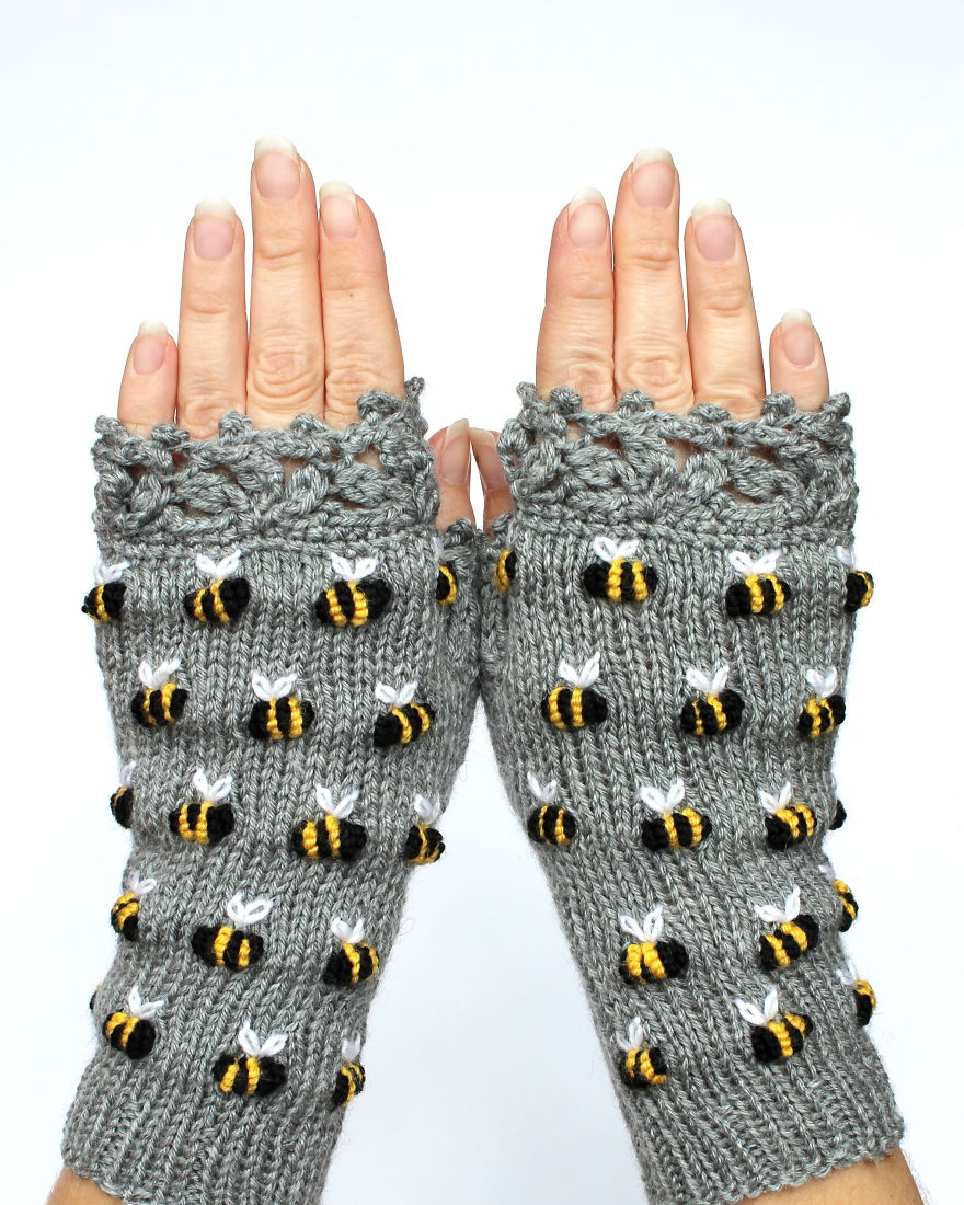 how to make warm waterproof mittens
