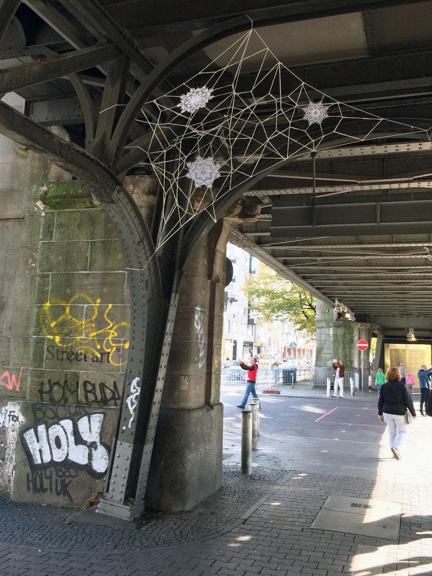 Berlin - Art Mile. Opening Of Urban Art Museum