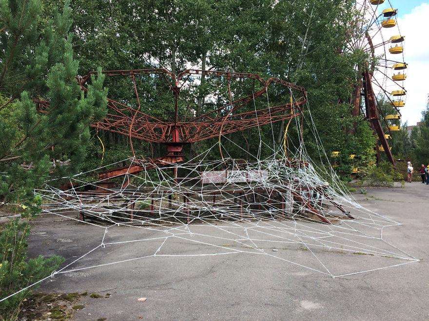 Ukraine, Prypiat, Chernobyl Zone