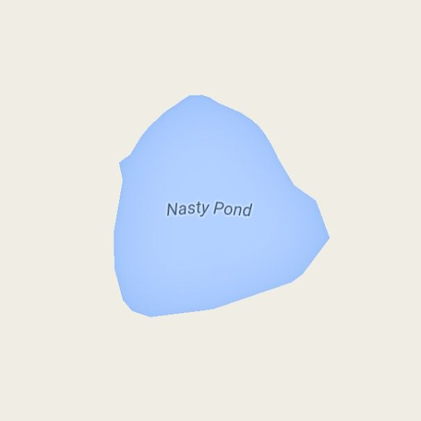 Nasty Pond, Oregon, USA