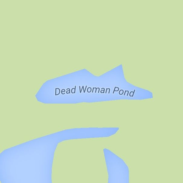 Dead Woman Pond, Texas, USA