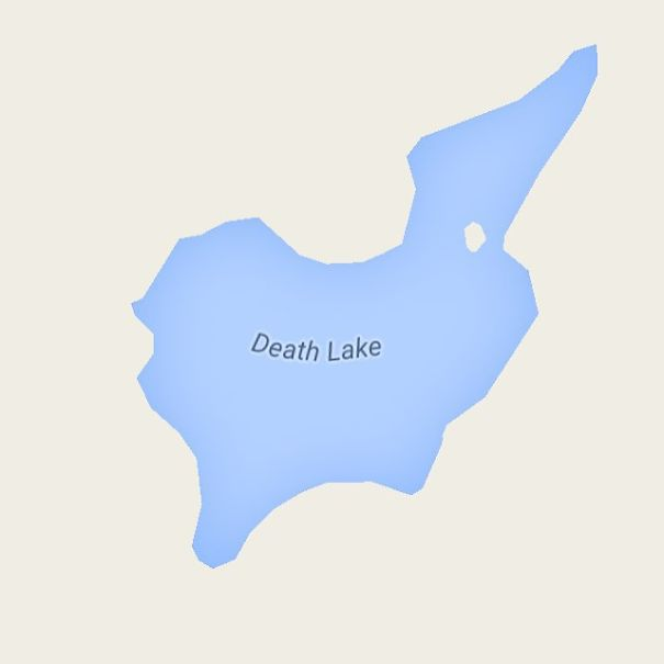 Death Lake, Cochrane, Canada