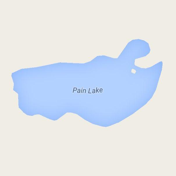 Pain Lake, Ontario, Canada