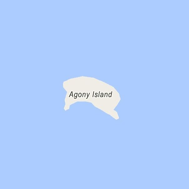 Agony Island, Marshall Islands